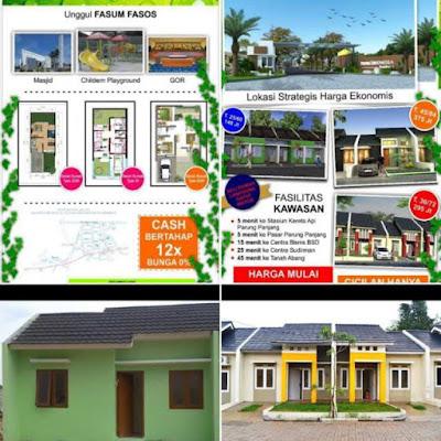 KPR Subsidi 2019 di Parung Panjang