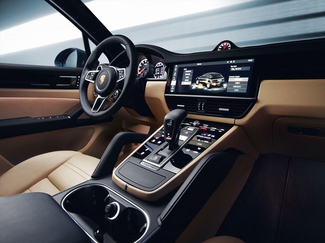 2018 Porsche Cayenne S - MS+ BLOG