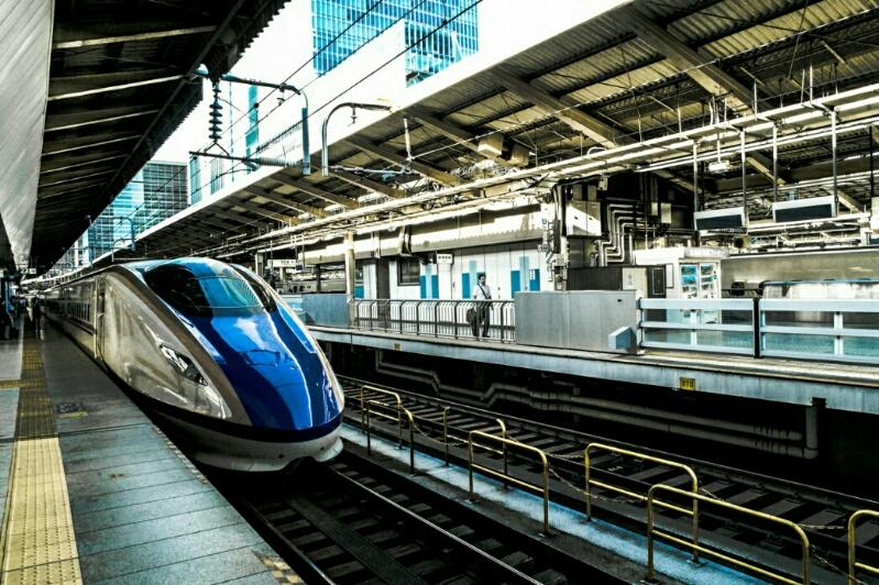 Kereta api tercepat di Dunia