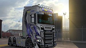 Scania S and R New Generation Trux Paintjobs