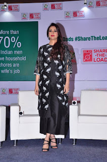 Actress Tabu Latest Pictures at Ariel Debate on Womens Day 2016 0010