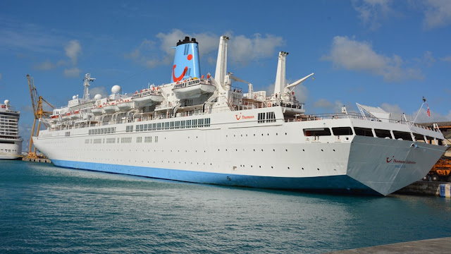Bridgetown Barbados Tui Cruise