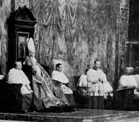 The Papal Chapel of Good Friday in 1936