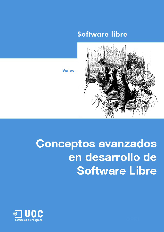 Conceptos avanzados en desarrollo de Software Libre
