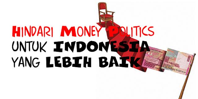 tolak politik uang di bekasi