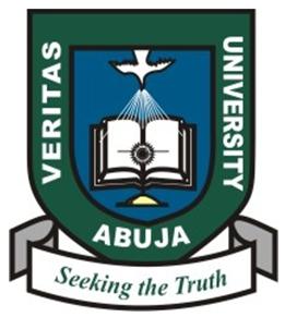 Post-UTMEAdmission Screening Form 2017/2018 Academic session in VERITAS UNIVERSITY, ABUJA