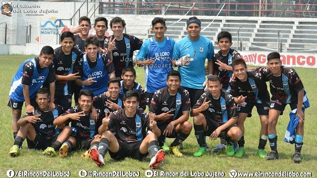 Fotos | 2017 | Fecha 12 | Sub 17 | Ñuñorco 0-2 Gimnasia | Regional del NOA