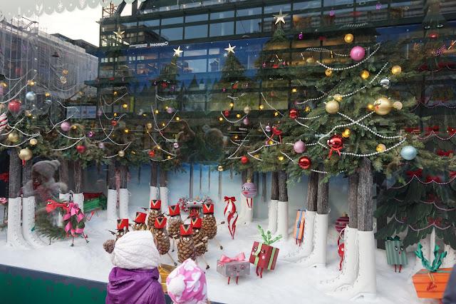 Tukholmassa joulutunnelmaa