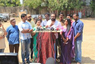 Nadigar Sangam Press Meet on Bhavana Issue  0002.jpg