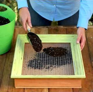 Cara Membuat Kerajinan Tangan Yang Mudah, Bertanam Dengan Media Pigura 6
