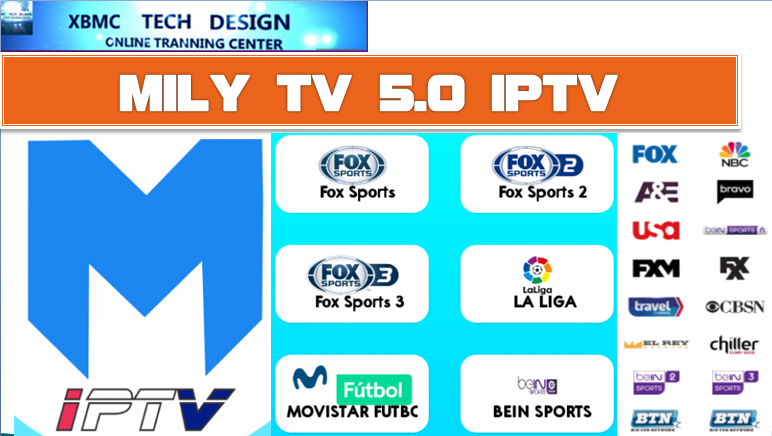 Download MILY5.0 IPTV APK- FREE (Live) Channel Stream Update(Pro) IPTV Apk For Android Streaming World Live Tv ,TV Shows,Sports,Movie on Android Quick MILY5.0 IPTV-PRO Beta IPTV APK- FREE (Live) Channel Stream Update(Pro)IPTV Android Apk Watch World Premium Cable Live Channel or TV Shows on Android