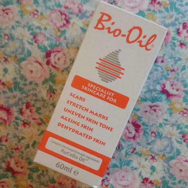 Mum to be pamper pack bio oil