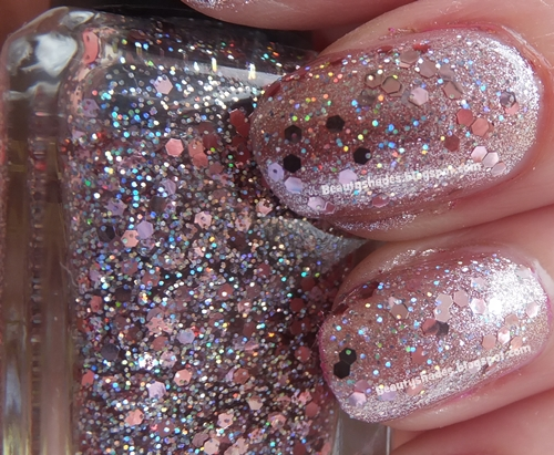 Barry M Glitter Nail Paints