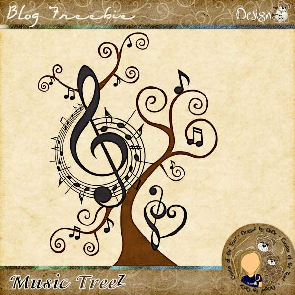 Music TreeZ by DesignZ by DeDe (DeDe Smith)