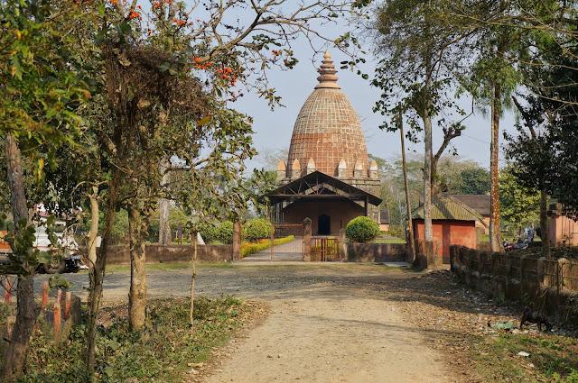 Joy Dol Temple Assam