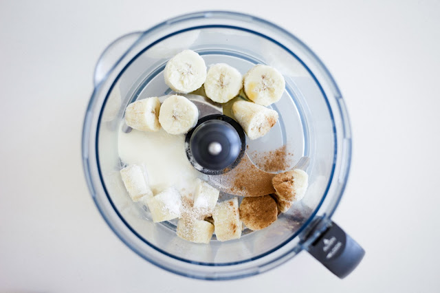 Nana Ice Cream With Gut Healing Collagen and Slippery Elm - GAPS, Paleo