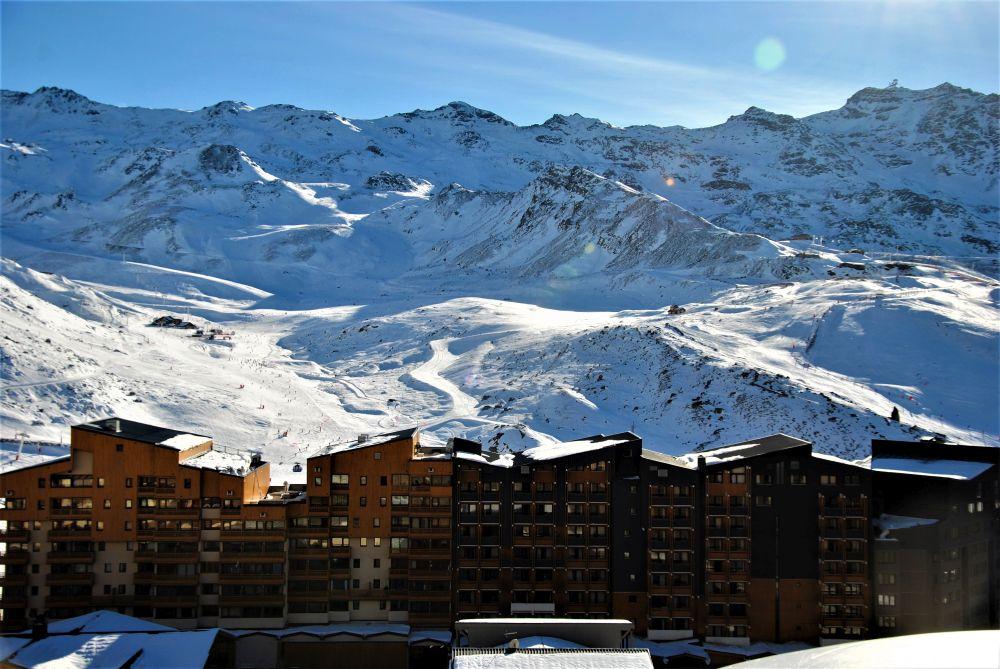 Val Thorens - najlepsze miejsce na narty we Francji.