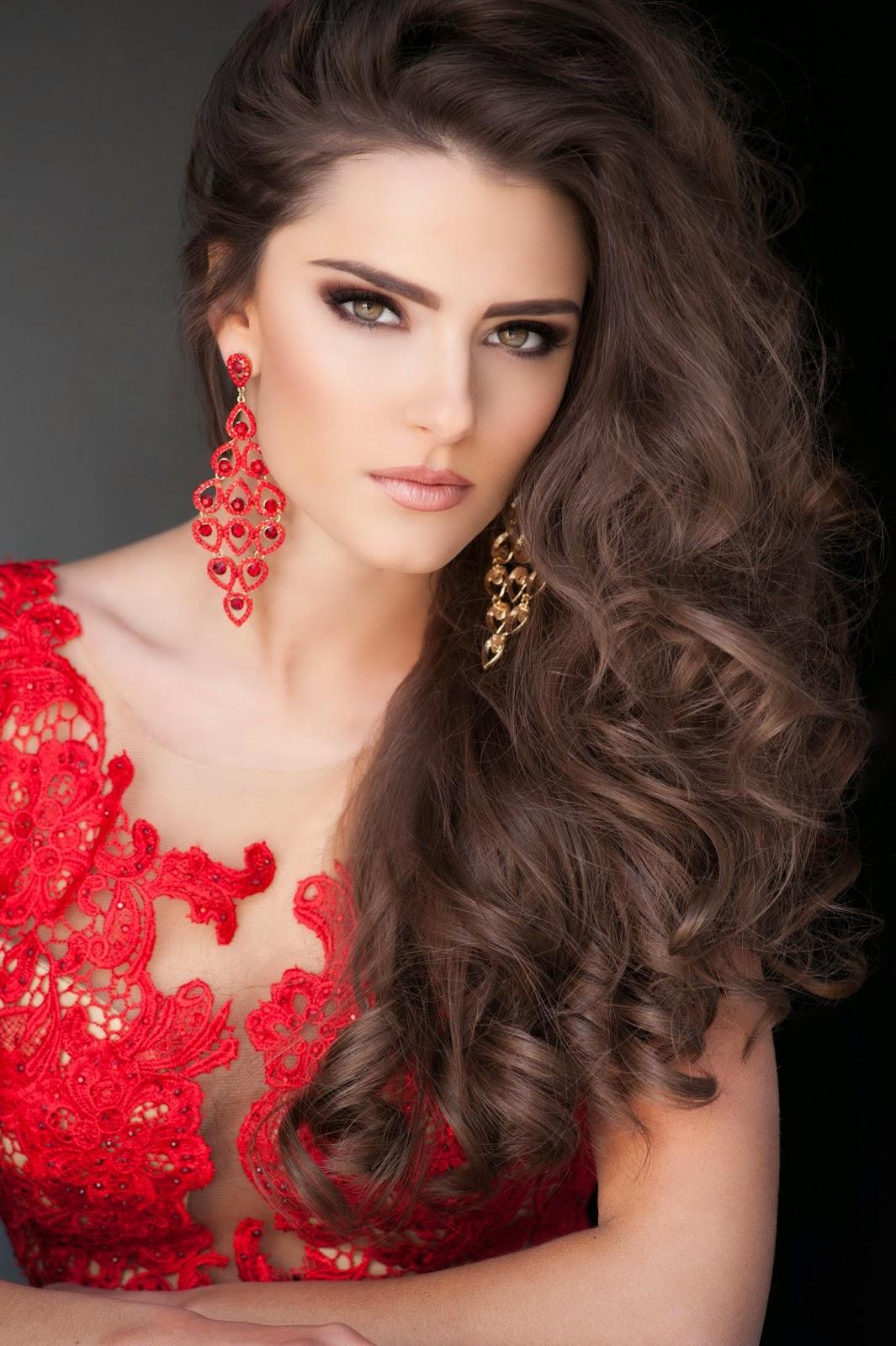 Pretty Ladies Trendy Short Hairstyles 2016: O Universo Dos Concursos: Miss Alabama USA 2014 Jesica Ahlberg