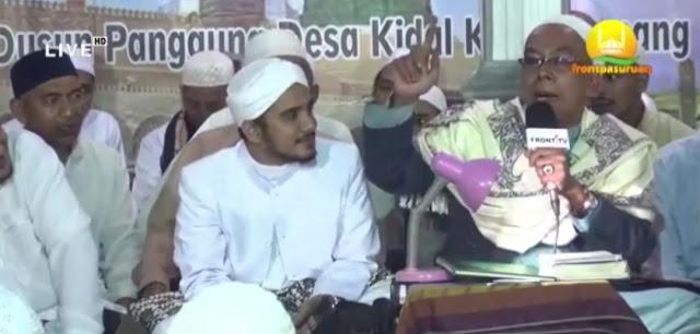 Viral, Pemuka Agama Sa'adullah Basuni Hina Banser, NU, dan dan Kiai Ma'ruf Amin, Berikut Rekaman Videonya