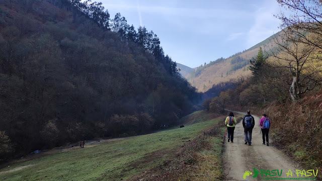 Valle del Río Faxeirúa