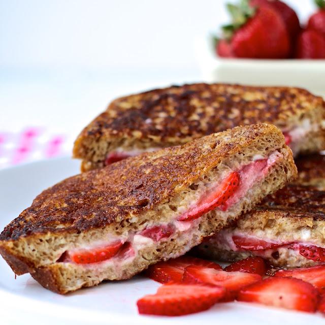 #thereciperedux #breakfast #brunch #frenchtoast #strawberry