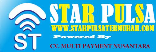STAR PULSA TERMURAH SERVER KE-1 CV. MULTI PAYMENT NUSANTARA