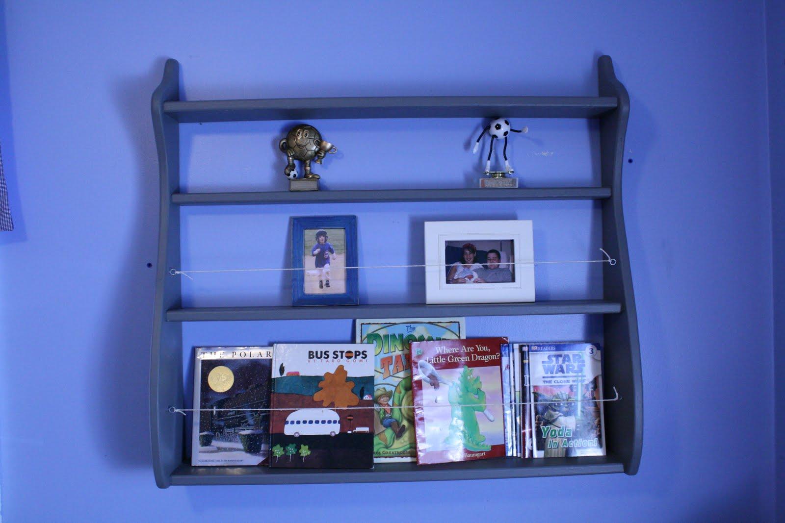 plate rack repurposed & Repurposed Plate Rack bookshelf