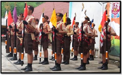 Contoh Progam Kerja Pramuka Sekolah SD SMP SMA SMK Terbaru