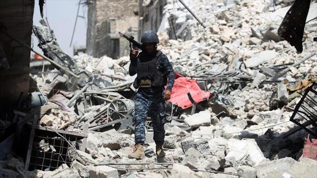 Vocero iraquí: EEUU no jugó ningún papel en victorias de Mosul