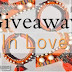 Giveaway In Love