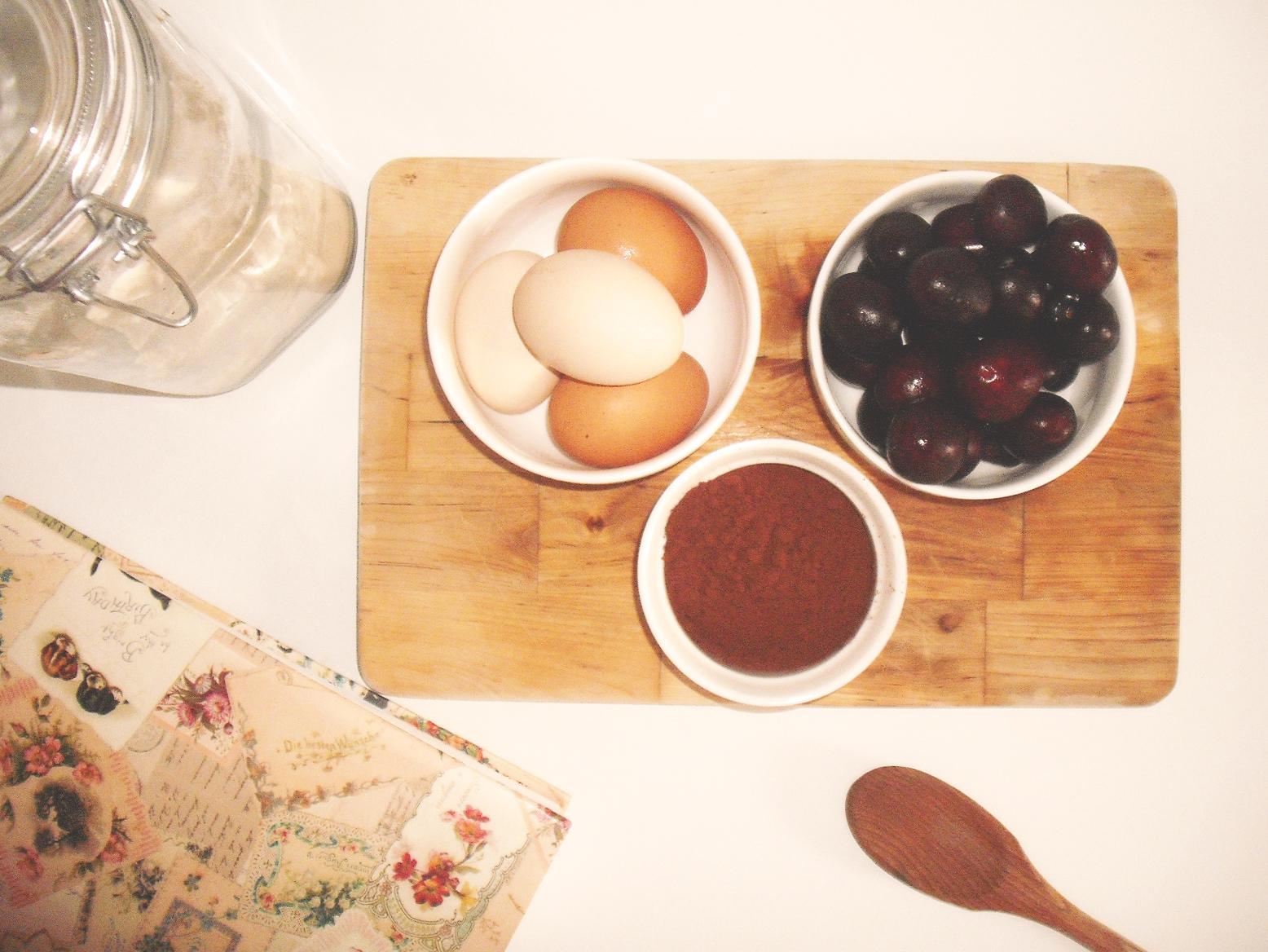 Chocolate cake ingredients recipe