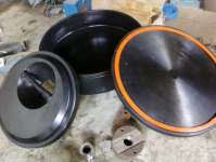jual grinding head set bowl lokal essa
