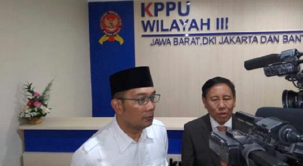 Ridwan Kamil, Jadikan Jabar Provinsi Paling Adil di Persaingan Bisnis