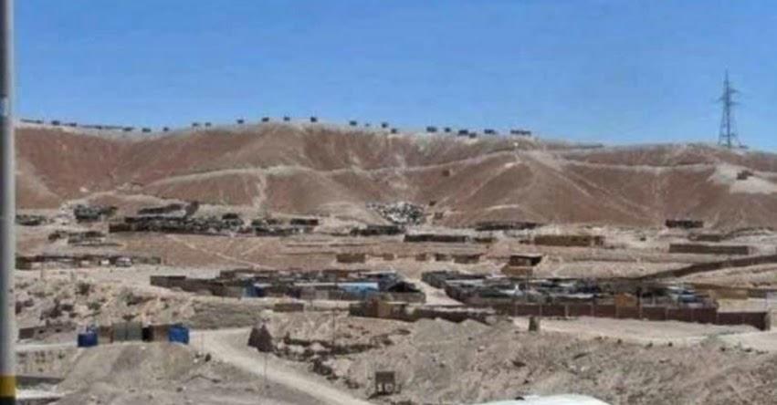 Dos viviendas resultaron afectadas en Moquegua tras fuertes sismos cerca de Tacna