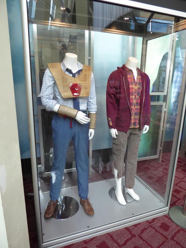 Daniel Radcliffe Paul Dano Swiss Army Man costumes