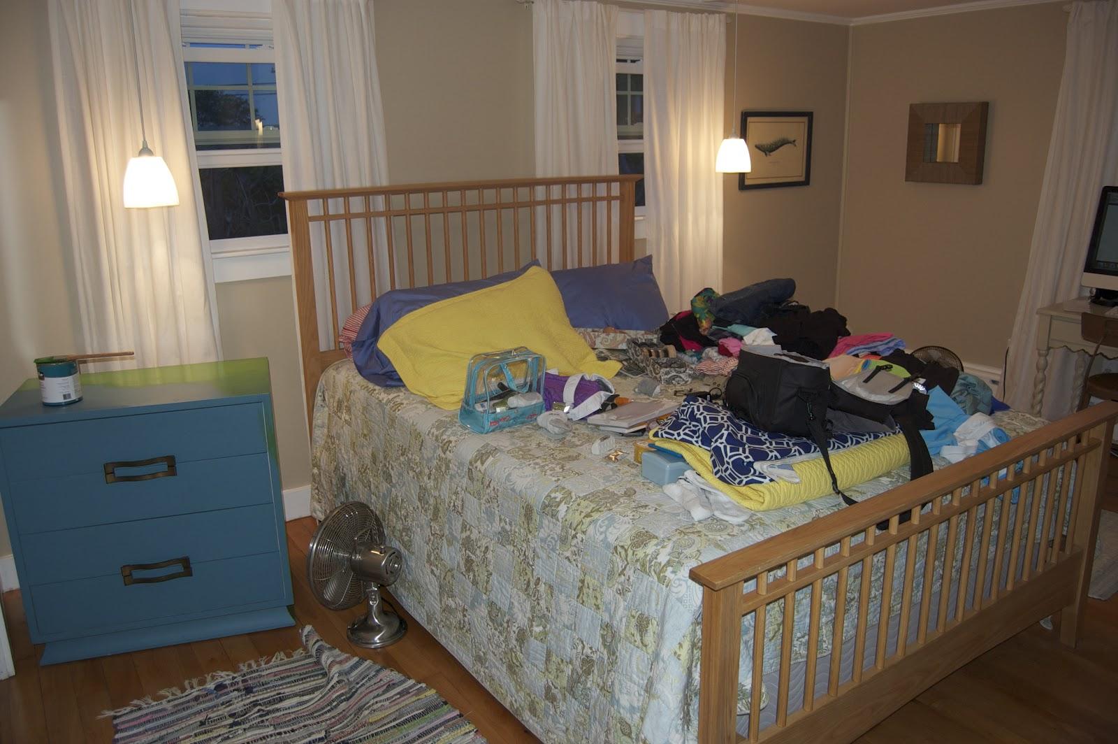 Preppy Bedroom: Seaside Shelter: Preppy Bedroom Update