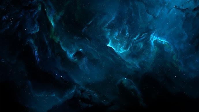 Wallpaper: Atlantis Nebula