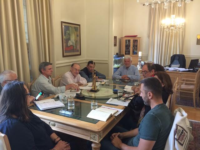 Τατούλης: Αναβαθμίζουμε τα Κέντρα Υγείας στην Πελοπόννησο