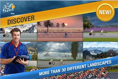 Tour de France 2016 - The Game APK, Tour de France 2016 - The Game Mod APK