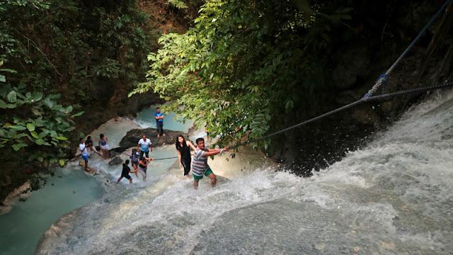 aguind falls level 2