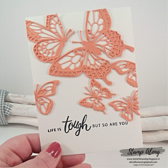 Stampin' Up! Butterfly Beauty Thinlits Dies