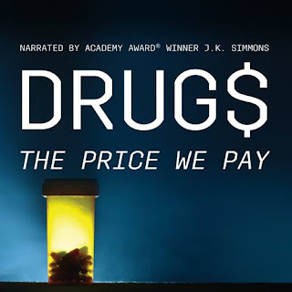 Drugs the Price We Pay film logo