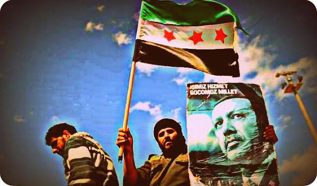 Pemberontak Suriah Puji Warga Turki yang Melawan Pengkudeta Presiden Erdogan