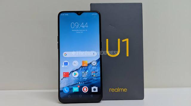 Realme U1 भारत में हो गया है Launch, जानिए इसकी कीमत और फ़ीचर