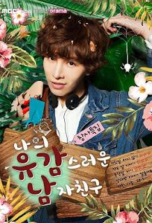 Xem Phim Bạn Trai Xui Xẻo - My Unfortunate Boyfriend
