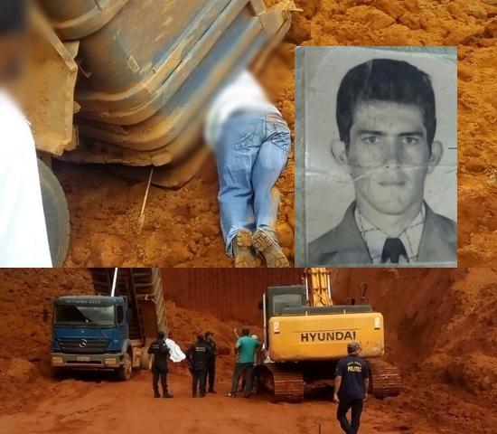 Trabalhador é morto esmagado por tampa de caçamba no Garimpo Bom Futuro