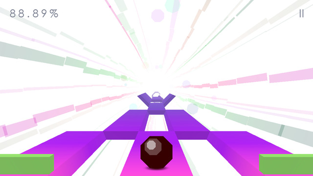 This week Apple Store has highlighted a minimal arcade game Octagon as 'Free App of the Week' on AppStore