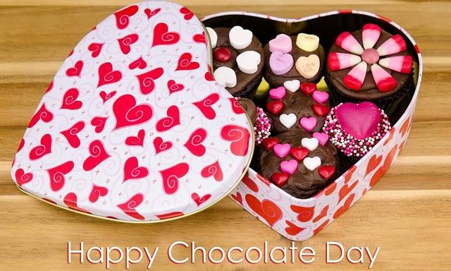 Chocolate Day True Whatsapp Status DP