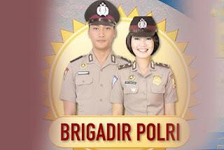 Pendaftaran Online BRIGADIR POLISI/POLRI 2019
