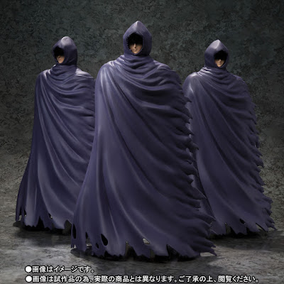 Fotos oficiales del Coat surplice Mystery Set EX